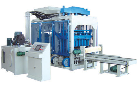 Automatic Block Making Machine Model 1015